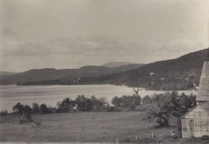 Little Squam from Camp Estes 1903