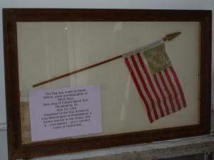 Sarah Wilson Flag